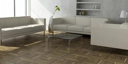 Parquet wood, Wood parquet flooring